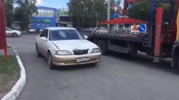 В Барнауле трудом нашли родителей сбитого бесправным лихачом юного спортсмена