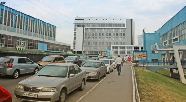Алтайский госуниверситет снова замахнулся строительство нового корпуса месте городского сквера