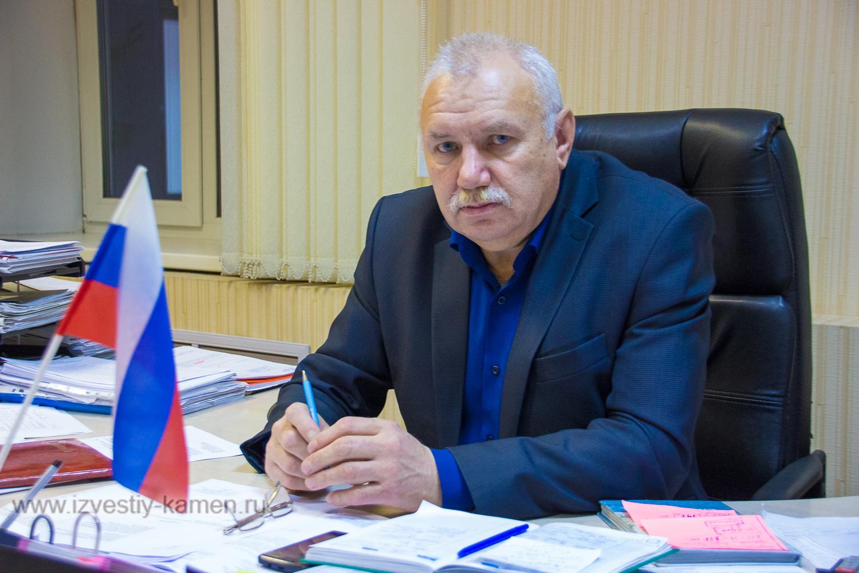 Власти Каменского района поставили главе комитета проверенного тепловика
