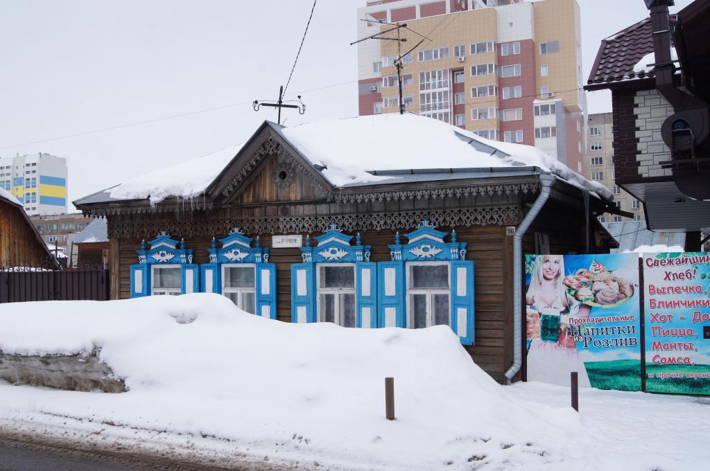 Алтайохранкультура озаботилась пивной реновацией памятника архитектуры Барнауле