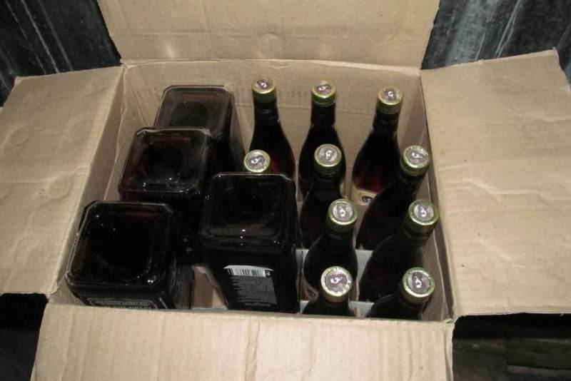 Полиция задержала Барнауле бутлегеров крупной партией алкогольного фальсификата