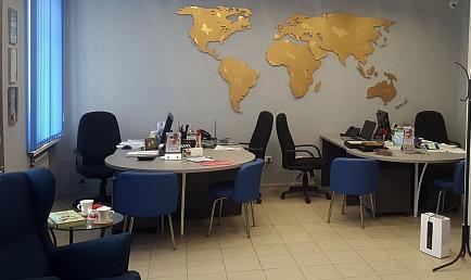 В центре Барнаула открылось новое турагентство