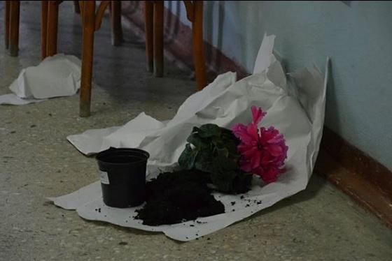 Пациентов персонал бийской городской больницы эвакуировали из-за подозрительного подарка силовикам