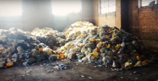 Опасные медицинские отходы более полугода скрытно циркулируют рубцовским складам