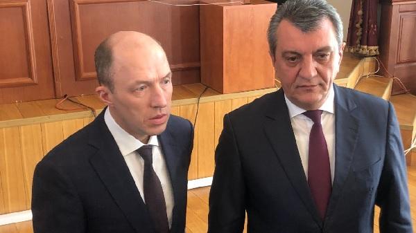 Как на галерах политической элите Республики Алтай представили нового руководителя региона