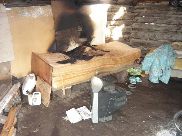40-летний алтайский рецидивист отправится колонию сожжение молодой жены