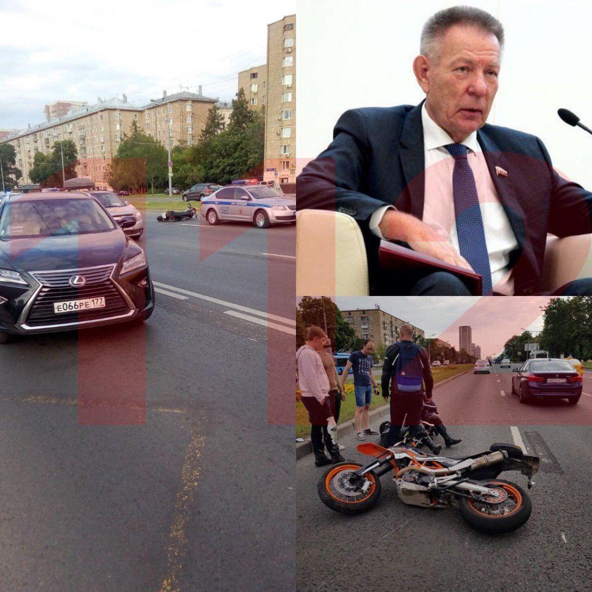 Алтайский думец опроверг информацию своем побеге места ДТП