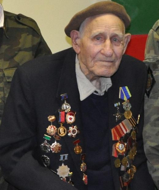 В Барнауле скончался легендарный ветеран-пограничник