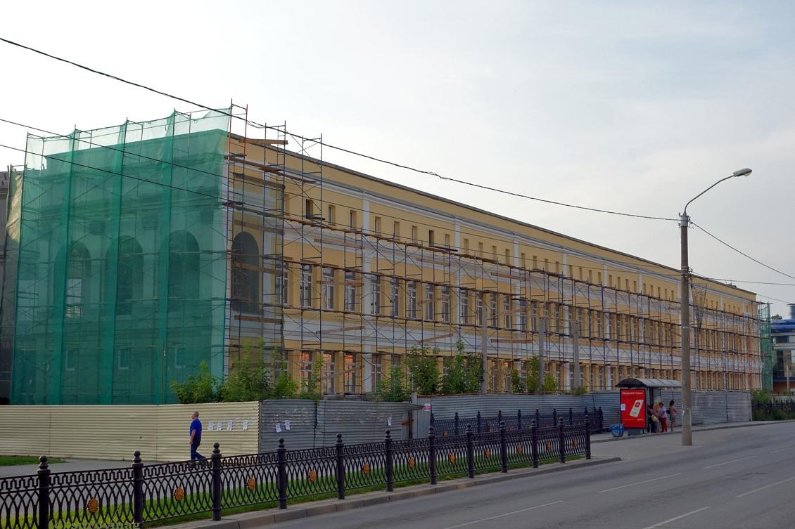 Федеральный Минкульт посулил многомиллионный транш главного музейного долгостроя Алтайского края