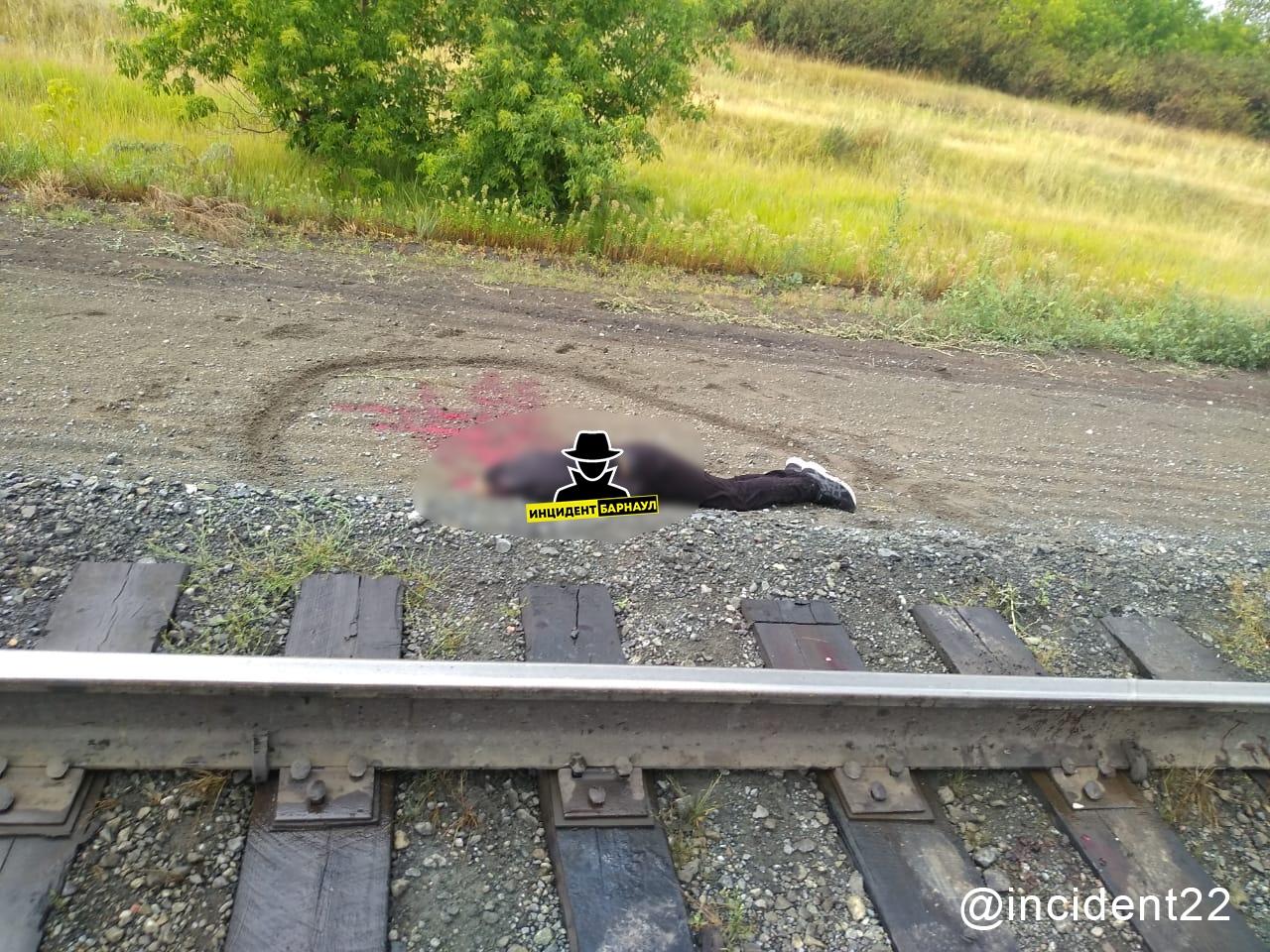 В соцсетях обсуждают версии гибели обезглавленного поездом юного славгородца