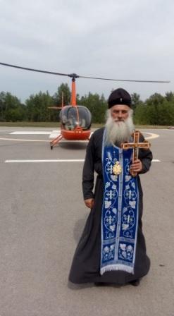 Алтайский митрополит просьбе чиновников взялся молитвами бороться лесными пожарами