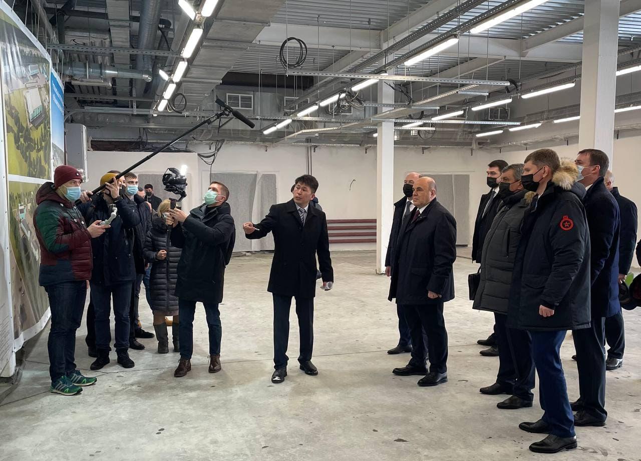 Михаил Мишустин оценил туристический потенциал двух Алтаев
