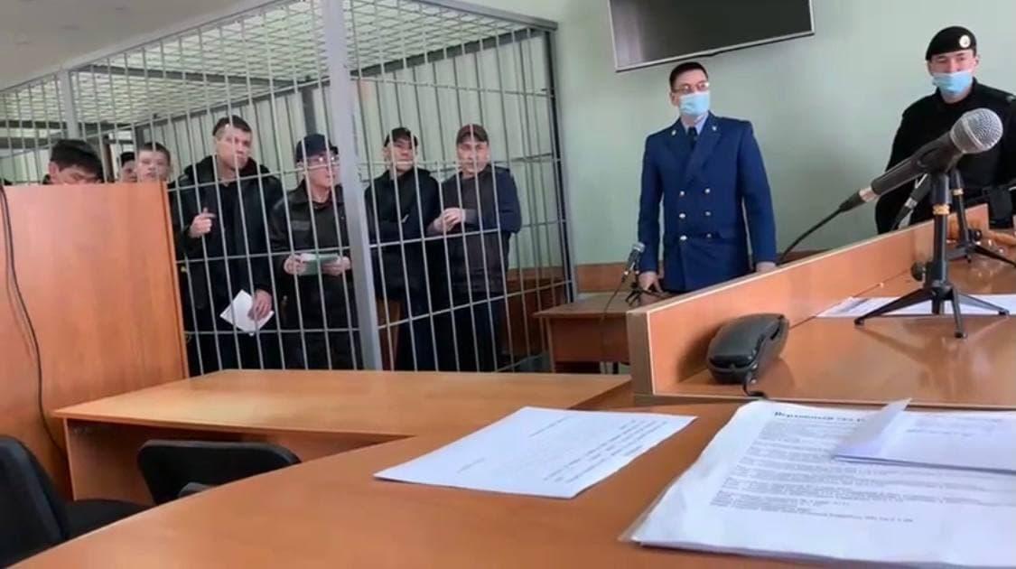 В Республике Алтай заключенным накинули срок бунт следственном изоляторе