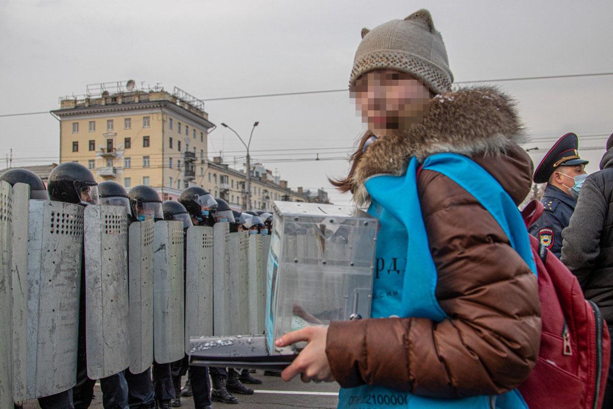 Полиция заявила отсутствии сведений незаконном сборе пожертвований центральных улицах Барнаула