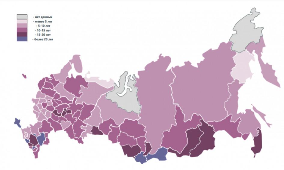 Срок накоплений новую квартиру Алтае оказался одним самых долгих России