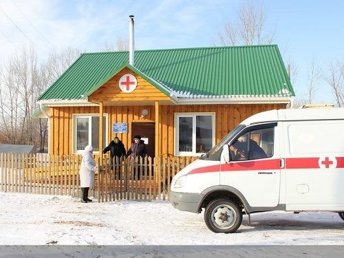 Ростелеком организовал скоростной Интернет сельских амбулаторий Алтайского края