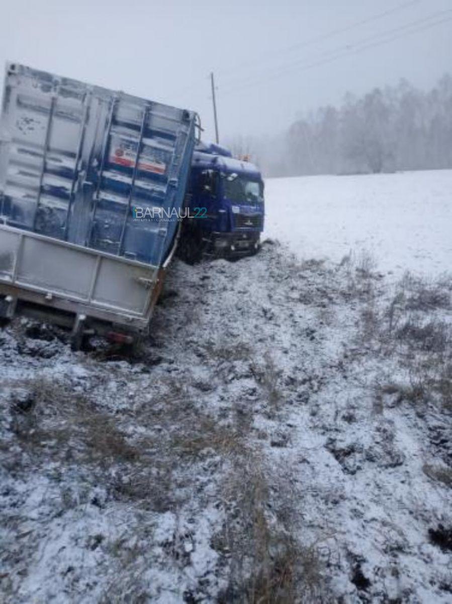 Спасатели объявили штормовое предупреждение Алтайском крае окончательный приход зимы