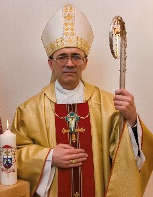 Католический епископ Сибири Иосиф Верт посетил Славгород.
