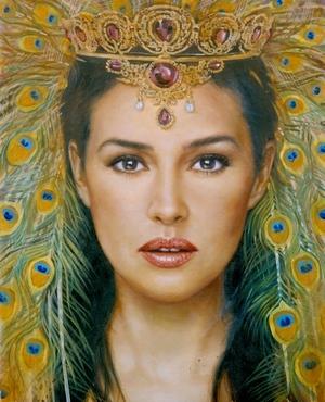 Никас Сафронов (художник) фото, биография, личная жизнь (жена)