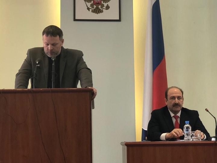 ВРубцовске выбрали руководителя города