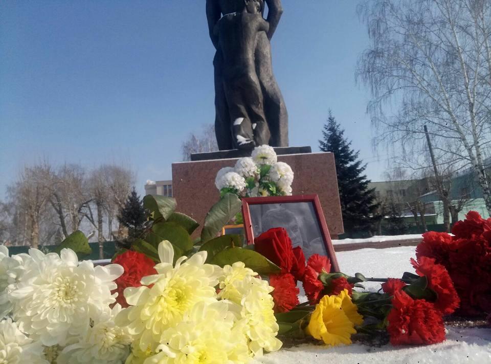 В столицеРФ прошел марш памяти Бориса Немцова