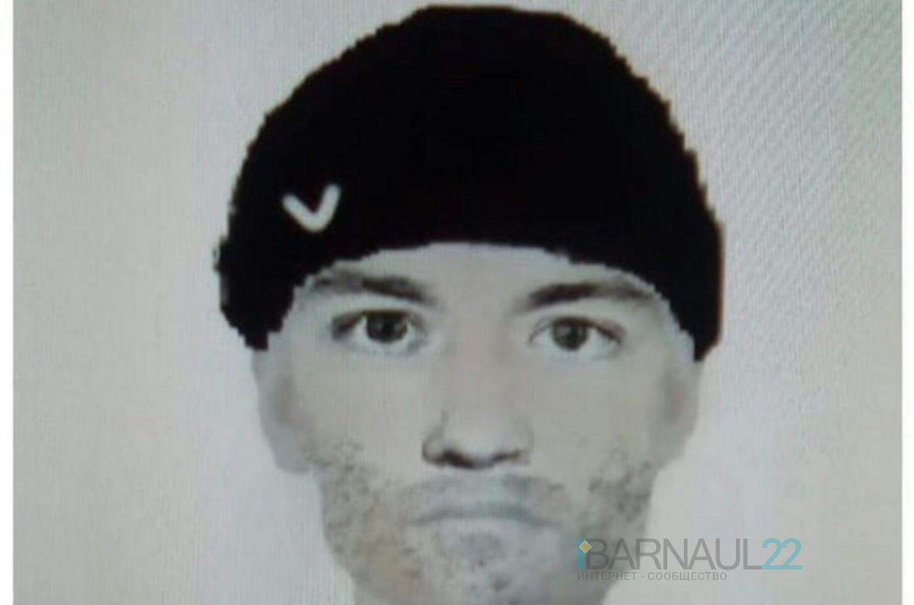 В Новоалтайске неопрятного мужчину разыскивают подозрению попытке изнасилования ребенка