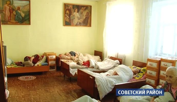 Бийская епархия пытается выселить престарелых людей подведомственного здания
