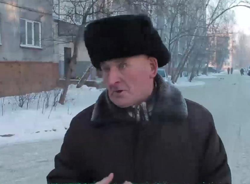 Хоть армией командовать пожилой ценитель елочек Бийска пожелал занять пост градоначальника