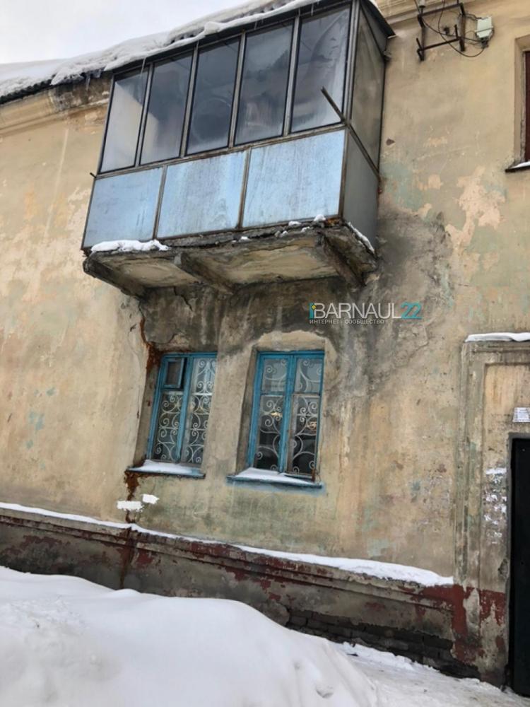 Из развалин хоромы недовольные выплатами аварийное жилье снова жалуются барнаульскую реновацию