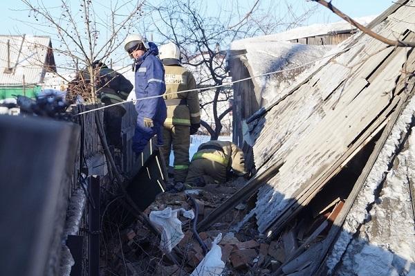 Отзвуки Магнитогорска жилой в Рубцовске полностью сложился после взрыва бытового газа
