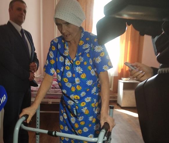 Постояльцы барнаульского приюта престарелых рассказали своей непростой жизни