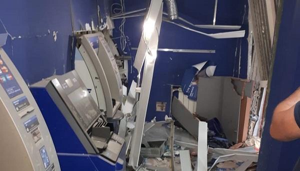 Бийского подрывника осудили 10 за фееричное ограбление банкомата