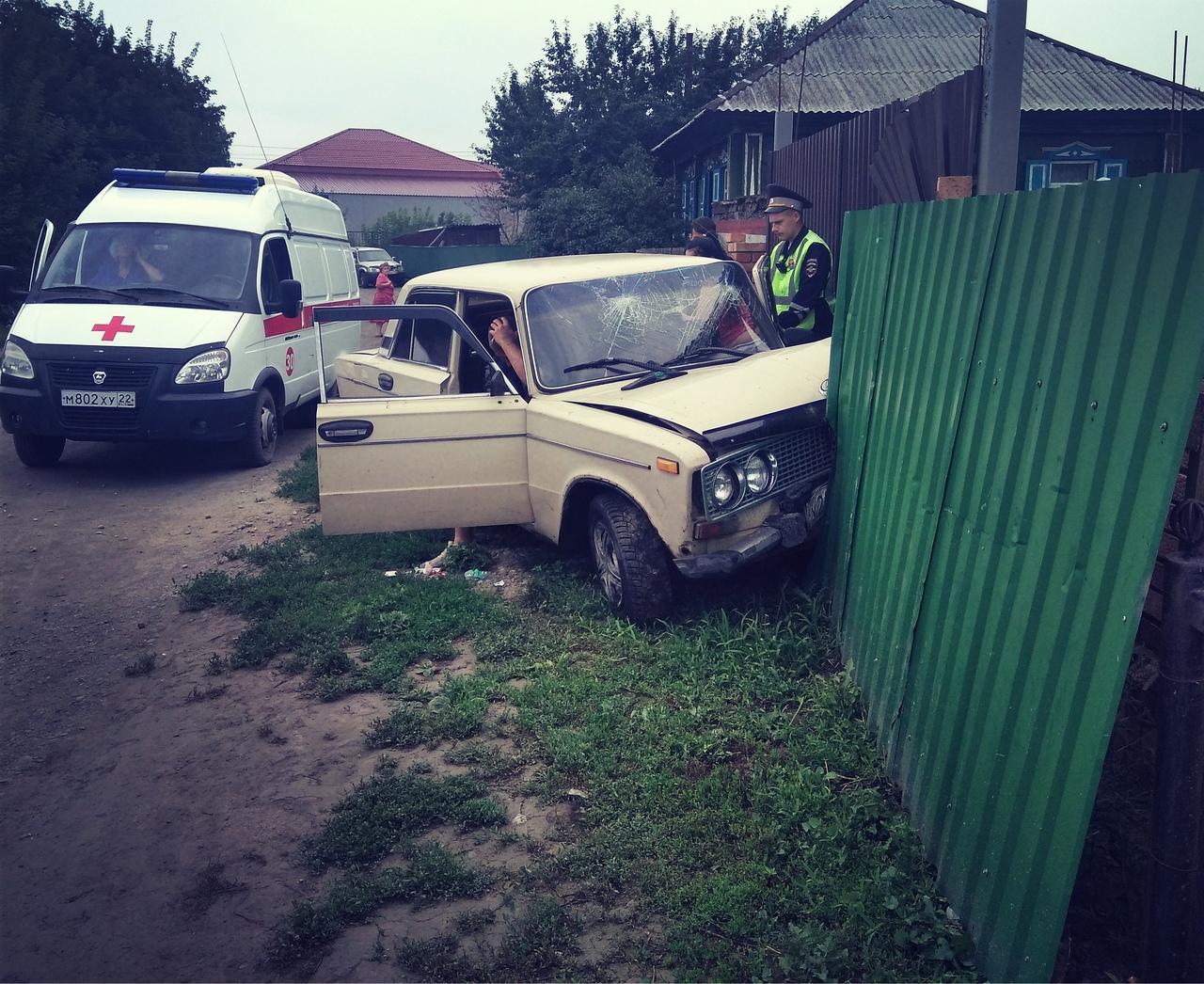 Пьяная бийчанка едва убила годовалого ребенка дорожной аварии