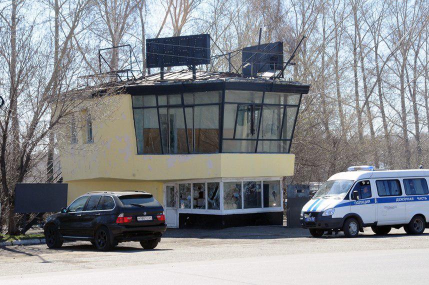 В Барнауле бывший пост предлагают взять аренду придорожный сервис