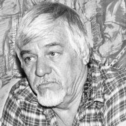 В Барнауле простятся одним старейших художников Алтайского края Алексеем Дрилевым