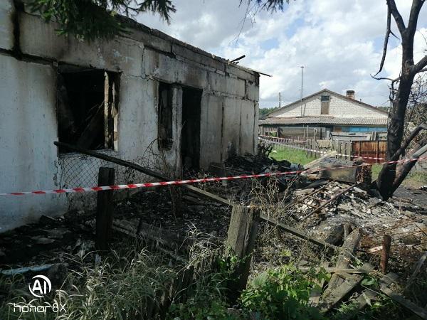 Алтайские сельчане возложили проглядевших пламя спасателей ответственность цепной пожар
