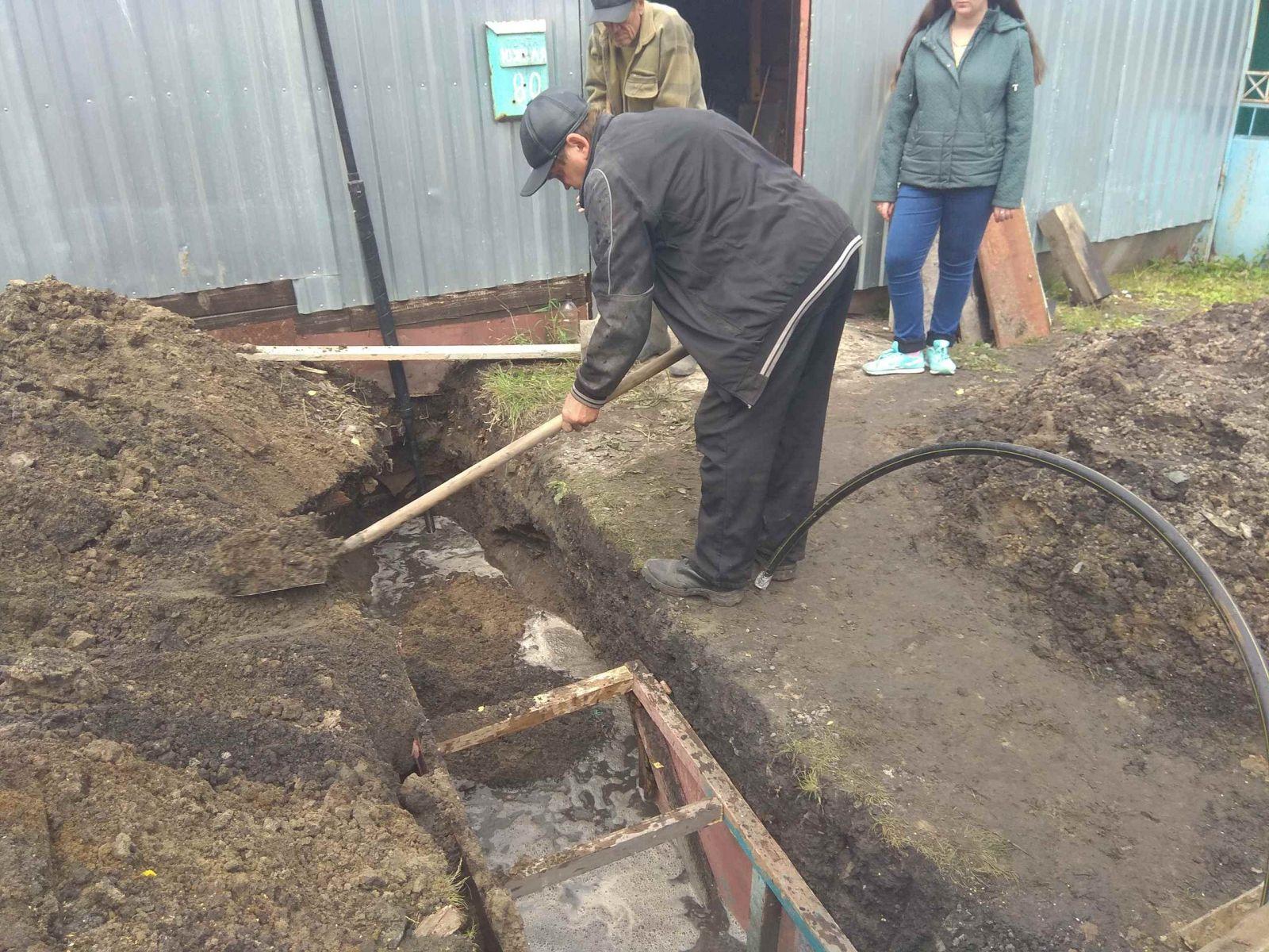 Пожилые барнаульцы накануне отопительного сезона остались обогрева ошибке газовой службы