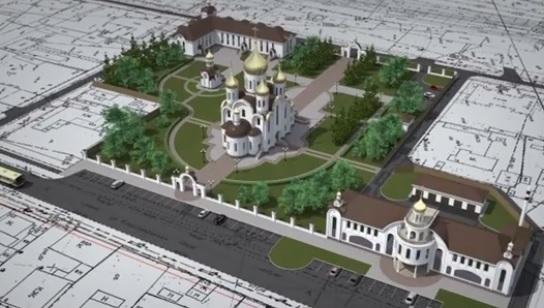 Одни храмы строятся рубцовчане возмущены сносом бывшего ради строительства очередной церкви