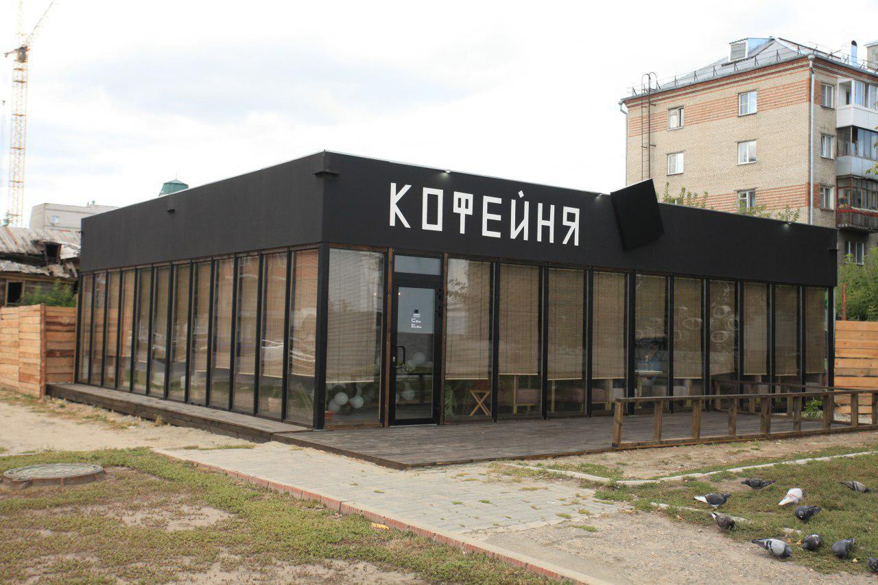 Власти торопятся выселять обосновавшуюся месте Барнаульского разлома кофейню
