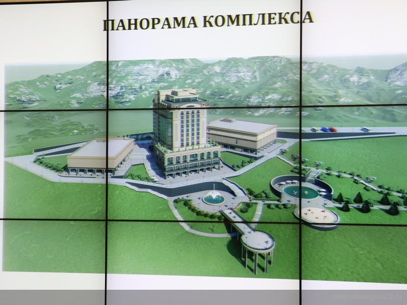 Власти поприветствовали новых инвесторов алтайского Лас-Вегаса проектом 35 млрд рублей