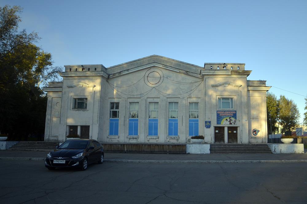 Власти Барнаула пустят молотка многострадальный дворец культуры Потоке