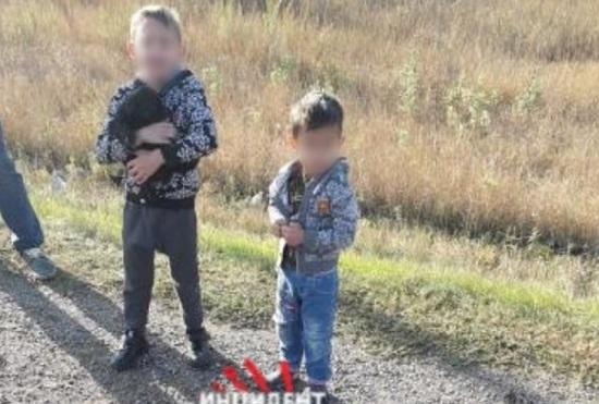 Рубцовский детсадовец братом угнали родителей и устроили аварию ГАЗелью