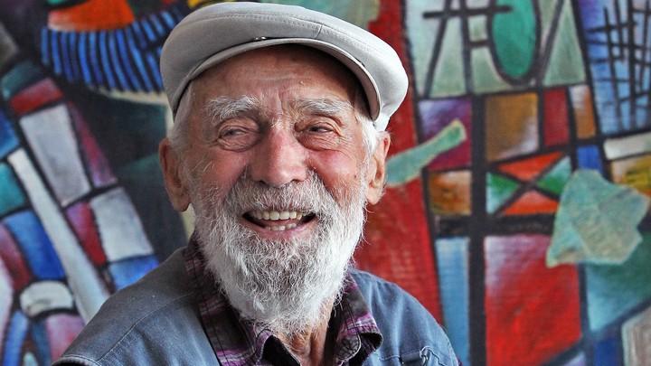 Известный алтайский художник ушел жизни накануне своего 90-летия