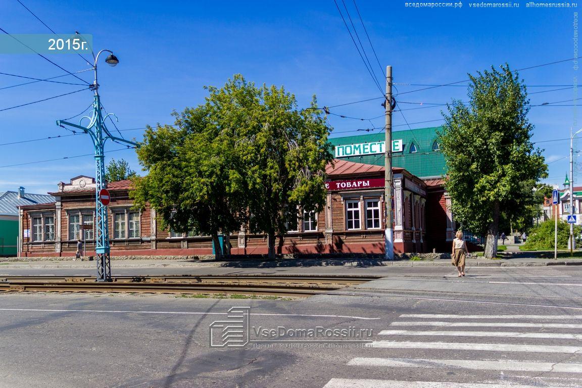 Здание бывшего клуба ветеранов госбезопасности Барнауле молотка ушло близкой Золоту Курьи компании
