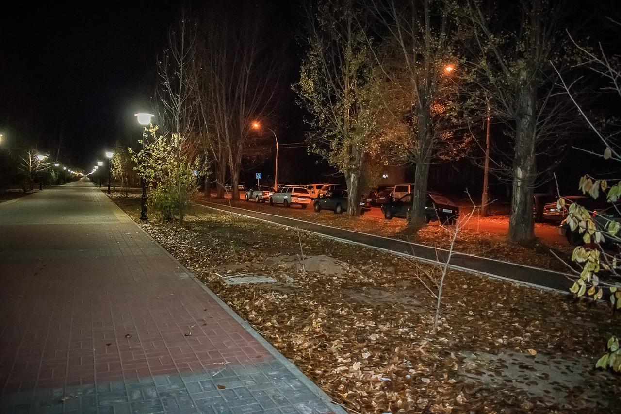Мэрия Барнаула после жалобы горожан начала бороться любителями парковаться пешеходной аллее