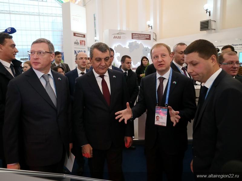 Владимир Путин встрече президентом Казахстана призвал развивать Золотое кольцо Алтая