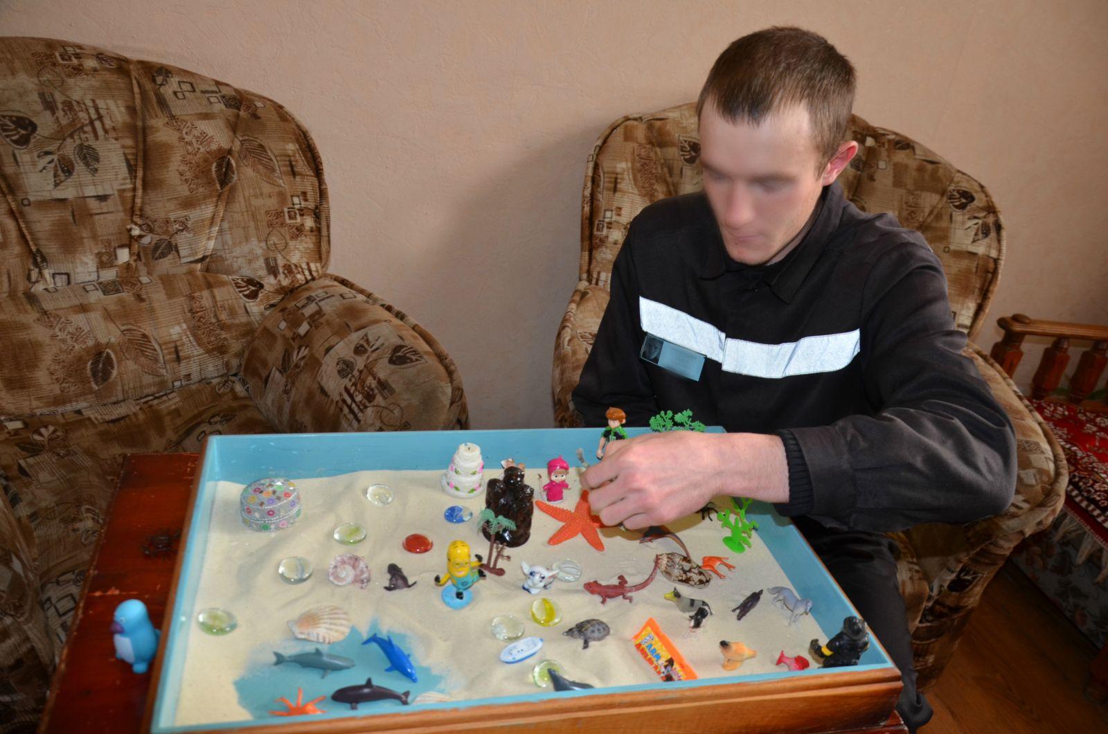 Внутренние проблемы заключенных колонии Рубцовске начали решать песочнице