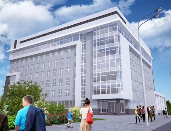 Алтайский госуниверситет настаивает необходимости размена сквера площади Сахарова новый корпус