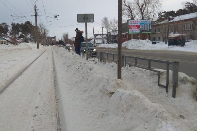 Более 2700 барнаульцев неполную зиму покалечились не очищенных гололеда улицах