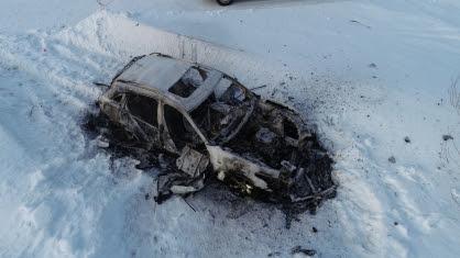 Подозреваемому удалось скрыться правоохранителей даже после сожжения убитых барнаульцев